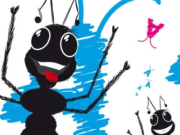 happy ant_2