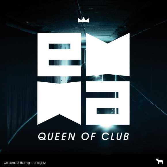 queen of club